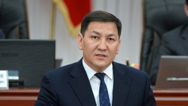 """Абдил Сегизбаев: """"УКМКнын жетекчиси Опумбаевдин айткан сөздөрүнө ишенбейм"""""""