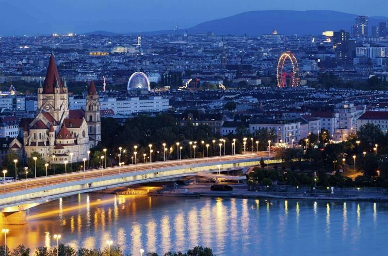 Вена - дүйнөдөгү эң ыңгайлуу шаар