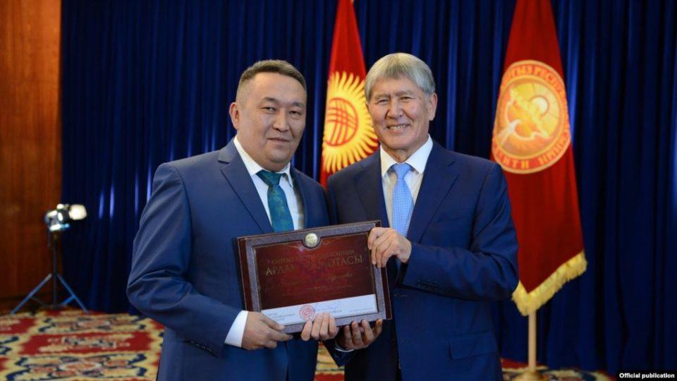 Атамбаев мамлекеттик төңкөрүш жасайм дегенин Алга Кылычев ачыктады