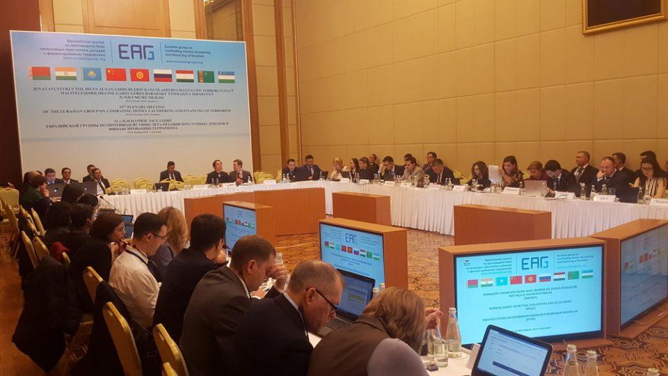 Кыргызстан отстоял заявленные позиции по повышению рейтингов по 16 рекомендациям ФАТФ, - Финразведка