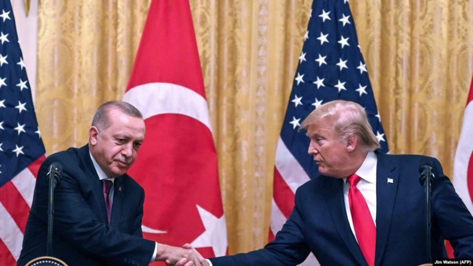 Трамп Эрдоган менен Иран, Сирия жана Ливия маселесин талкуулады